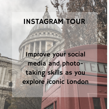 Instagram Tour in the City of London