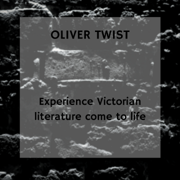 Oliver Twist Walking Tour in London